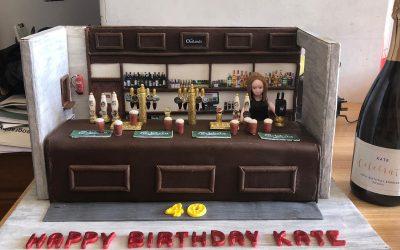 Kate's amazing birthday cake!