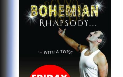 Live music is back at The Oatlands with 'Freddie Mercury' 10th September!